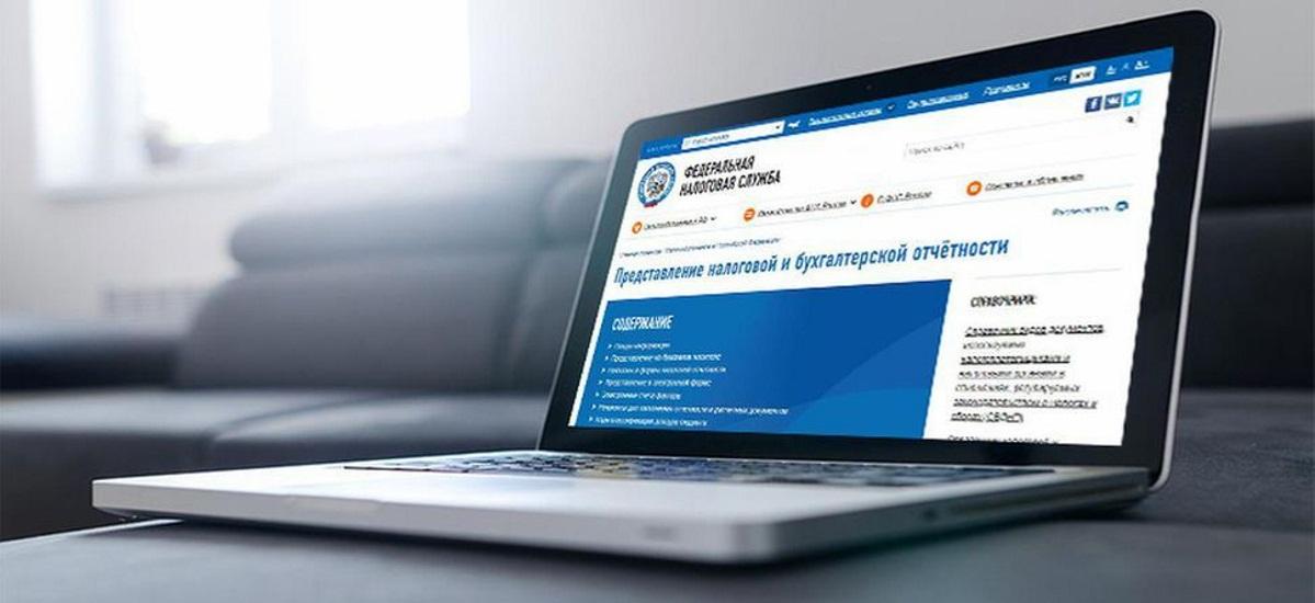 Сдача бухгалтерской отчетности организации в налоговые органы